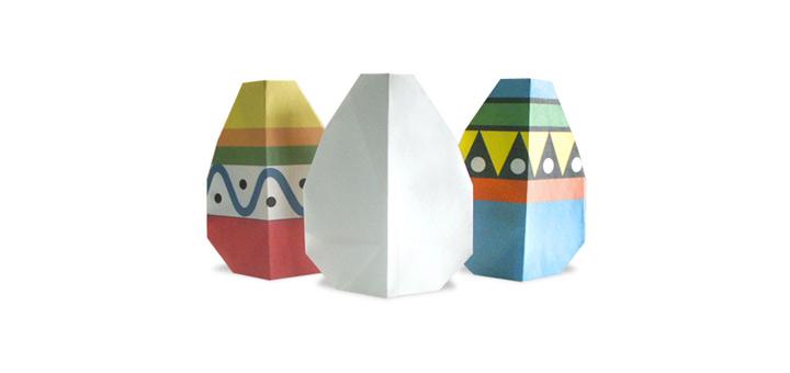 Origami de Paques